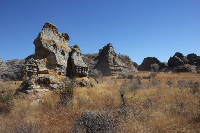 Isalo National Park; bijzonderheden Madagaskar