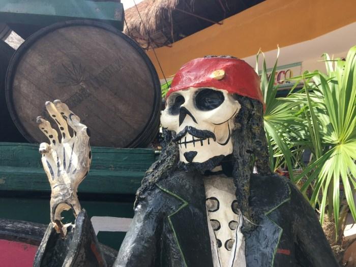 Skeletten horen bij de Mexicaanse cultuur