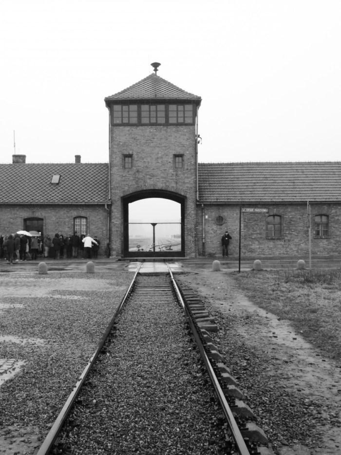 poort van Birkenau