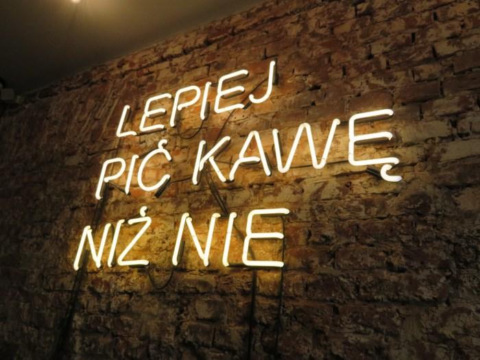 Wesola café, stedentrip Krakau