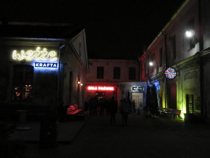 Wezze Krafta, Krakau