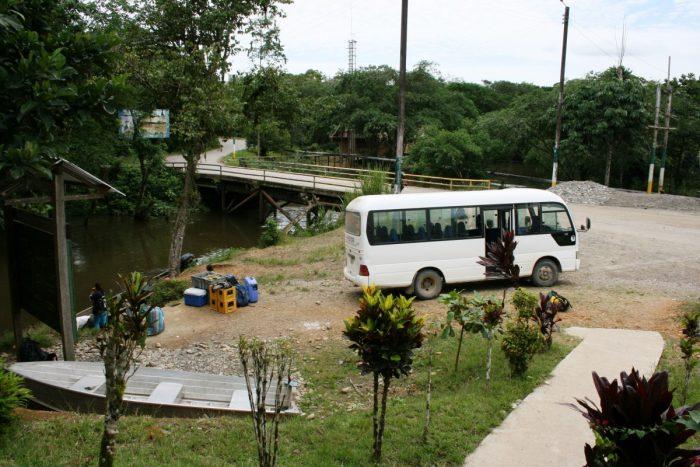 brug van Cuyabeno