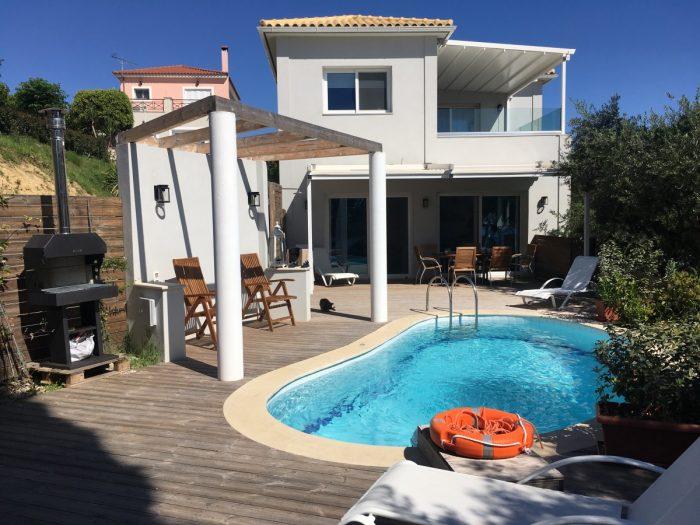 Chris & Jo villa, Zakynthos