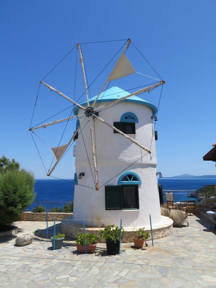 windmolen, Zakynthos