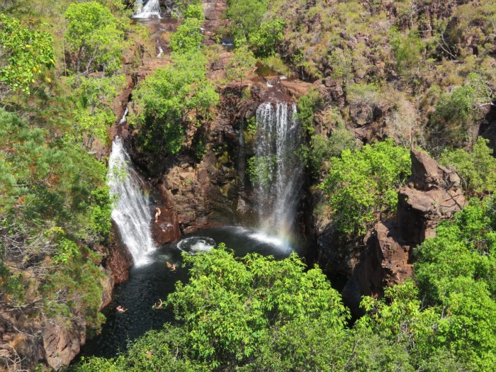 Florence Falls in Litchfield NP