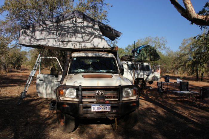 tips kamperen West-Australië