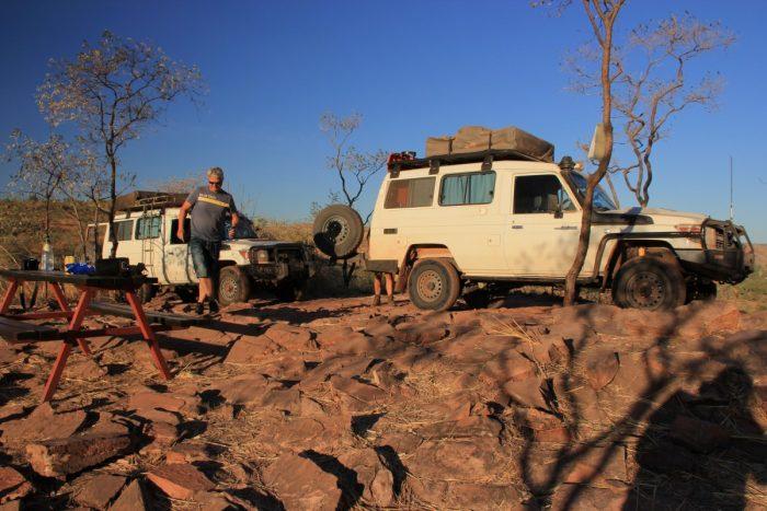 mooie kampeerplekken west-australie