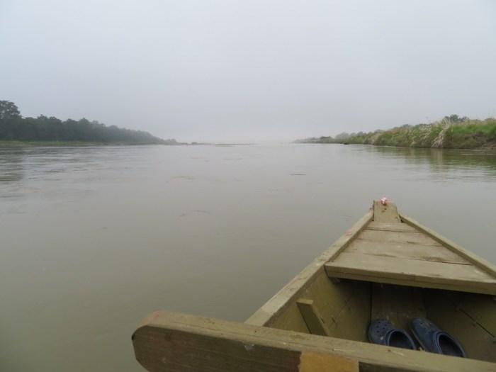 Boottocht Chitwan Nepal