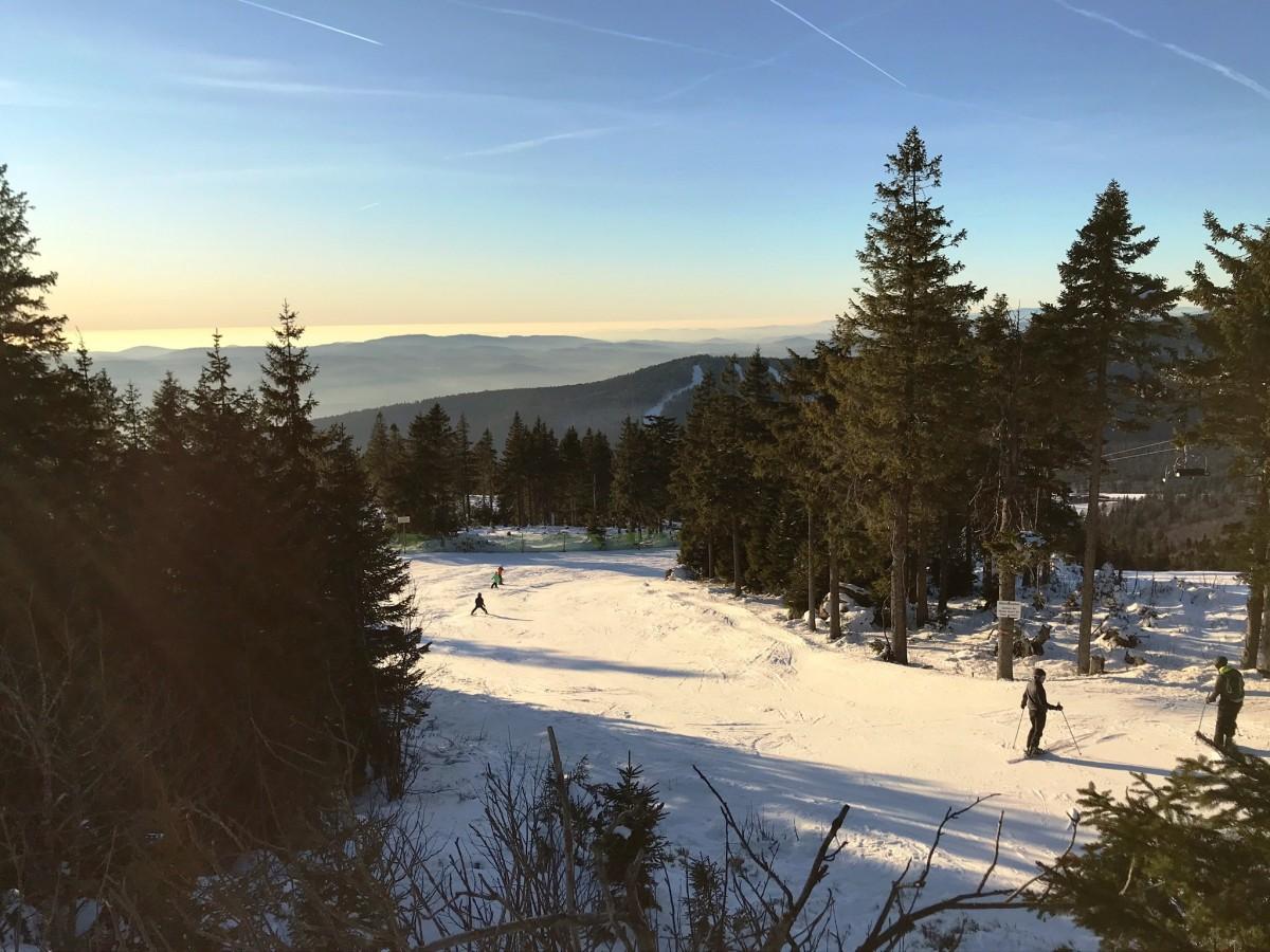 piste Hochficht Oostenrijk
