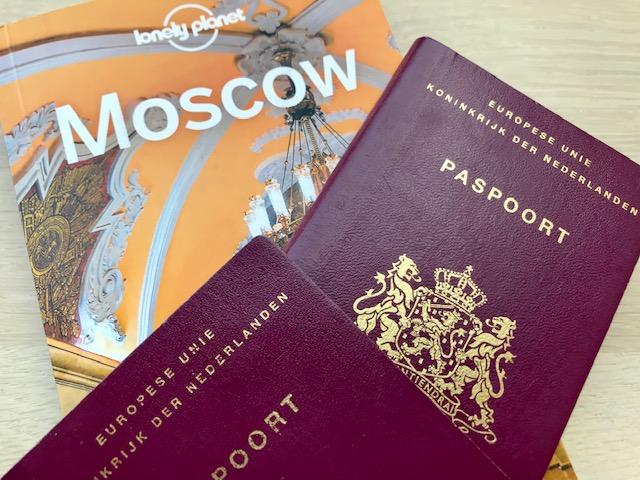 moskou visum aanvragen