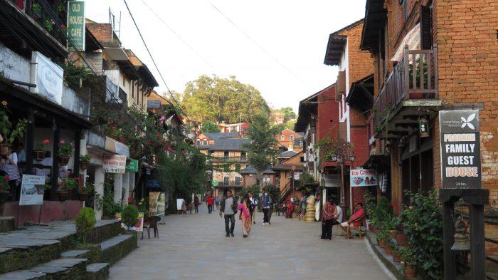 autovrije straat Bandipur