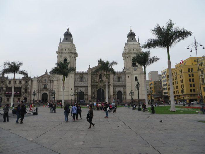 LIma bezienswaardigheden Peru
