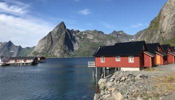 Reis naar noorwegen