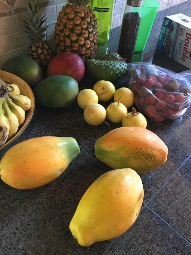 some of our haul