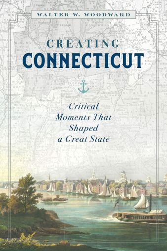 CREATING CONNECTICUT COVER