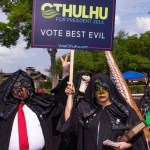 In Florida, signs of a strong ground game for Cthulhu