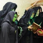Cultists Zombie Walk to Spread Cthulhu's Presidential Message
