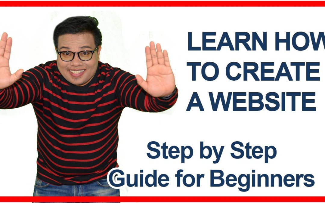 Learn How to create websites in WordPress – Step-by-step Guide for Beginners