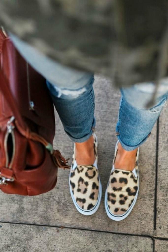 CTIS Leopard sneakers