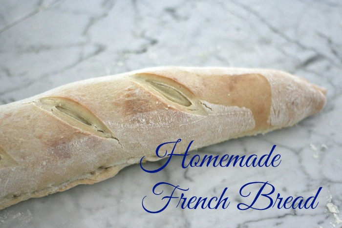 Homdemade French Bread Feature