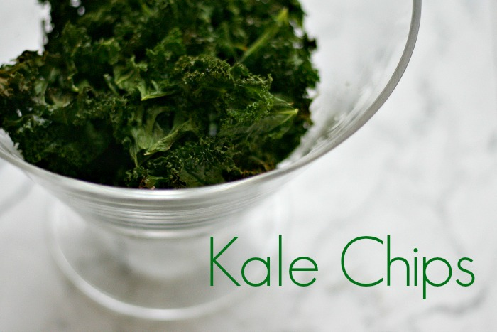 Kale Chips Feature image