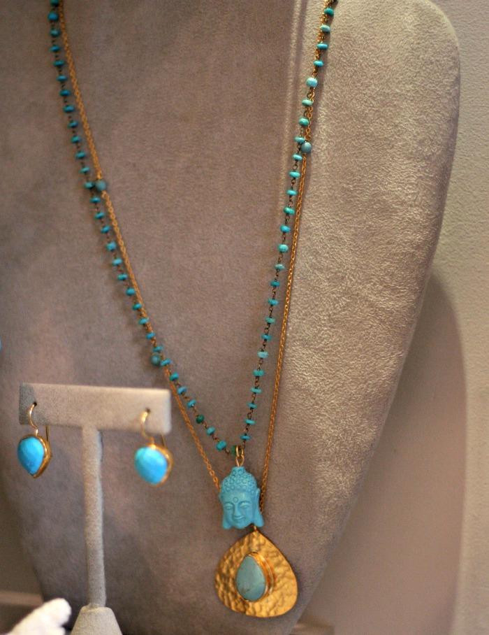 T Buddha Necklace