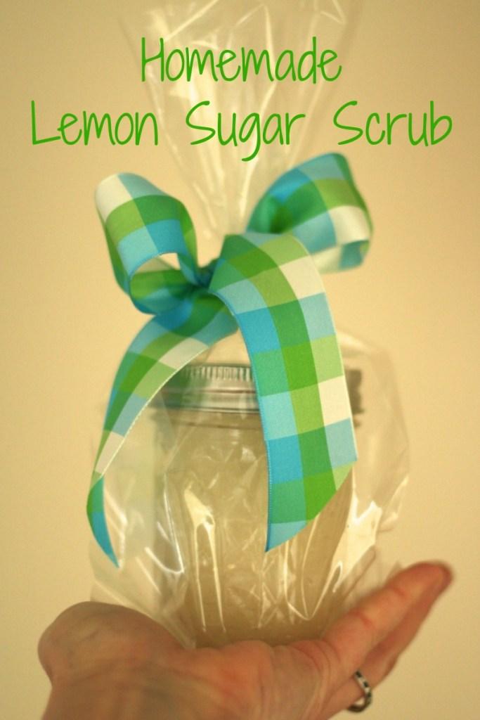 Sugar Scrub Feature Image