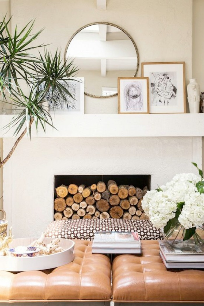 Fireplace mantel designs connecticut in style - Over the fireplace decor ...
