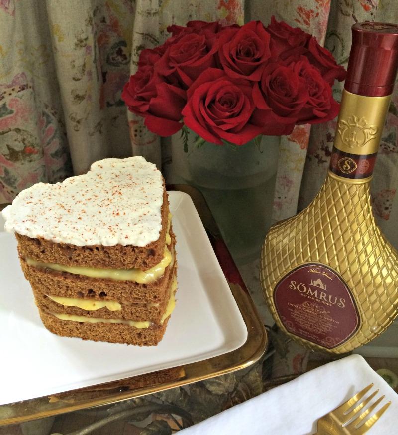 SomruS Gingerbread Cake