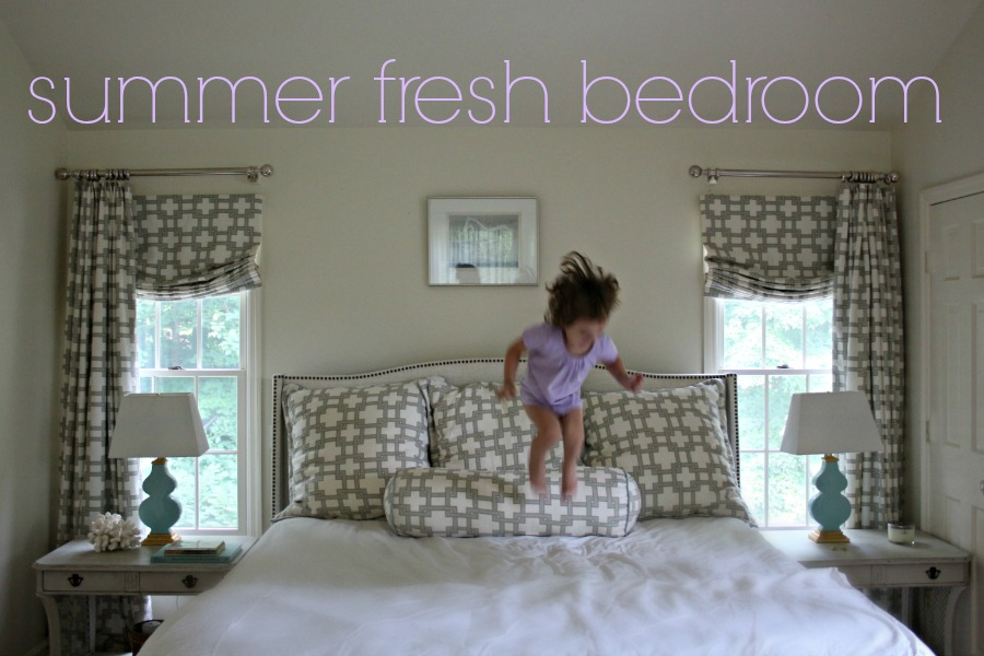 Summery Bedroom
