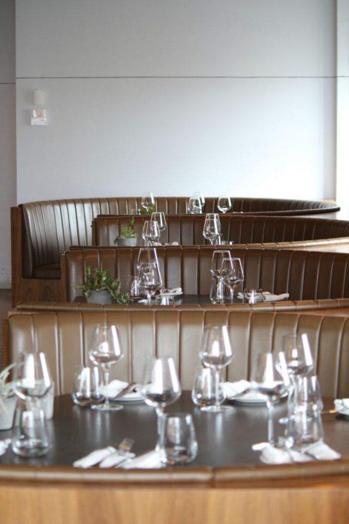 Vespa Banquet Seats