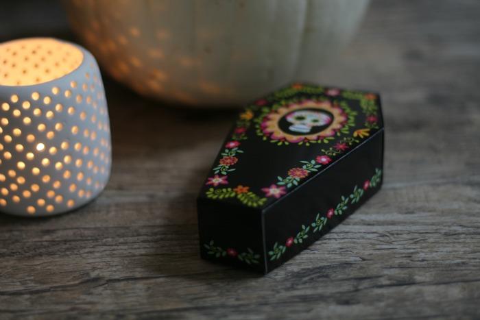 Spooky Halloween Treat Box