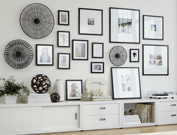 Black and White GalleryWall