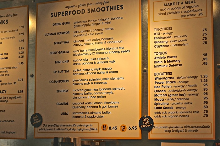 G&T Smoothes
