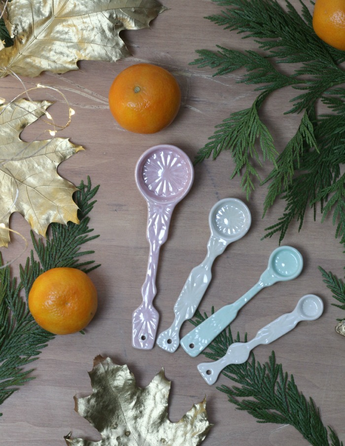 Anthropologie Measuring Spoons