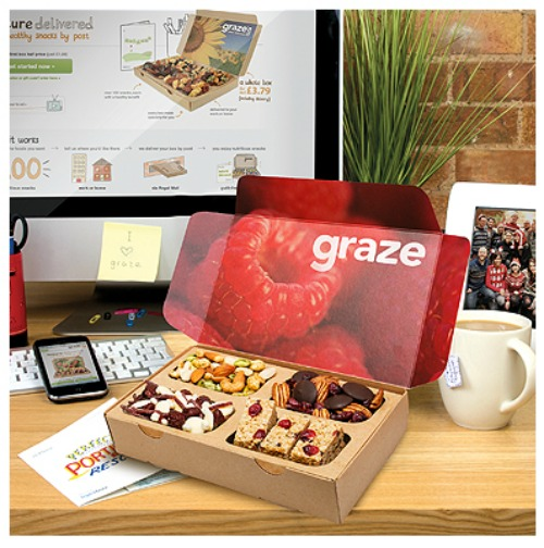 Graze Snack Monthly Subscription