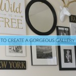 The secrets to creating a gallery wall