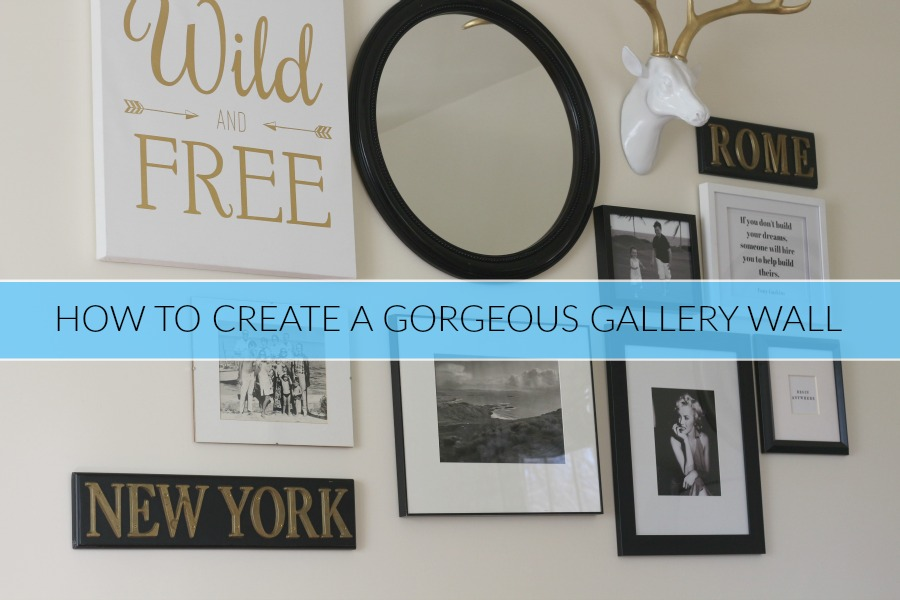 How to create a gorgeous gallery wall