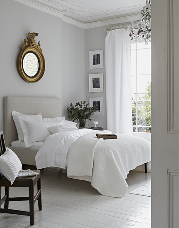 Neutral Palette, Dreamy Bedroom