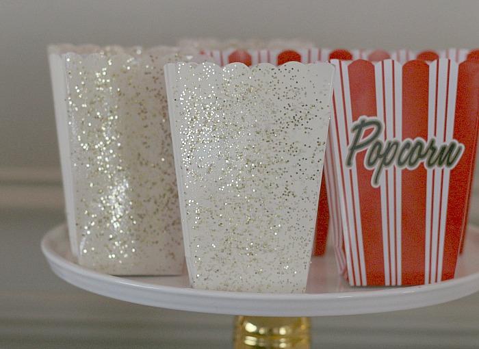 Glitter Candy Bar Bags