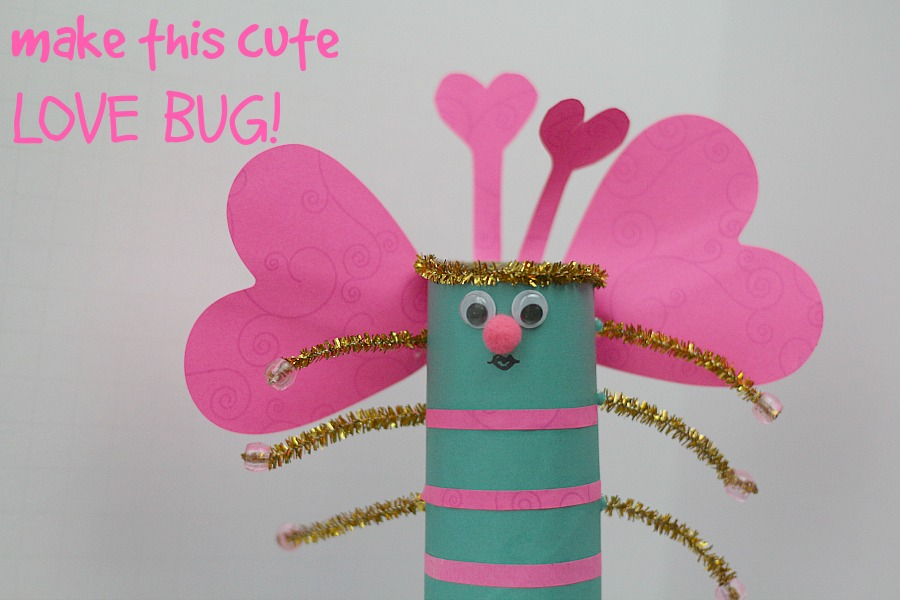 Make this cute Love Bug