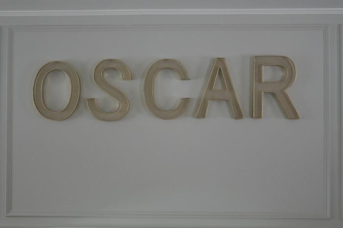 OSCAR letters step 1