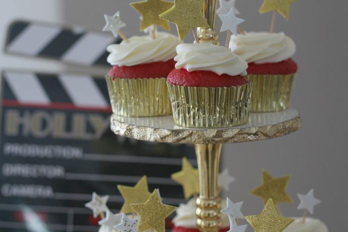 Red Carpet Cupcakes Tier 2