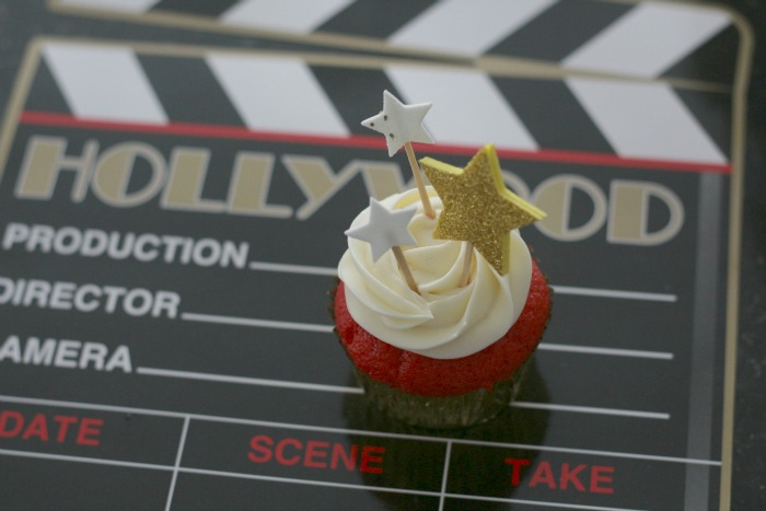 Red Carpet Cupcakes and Hollywood