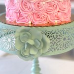 How to frost a perfect buttercream rose