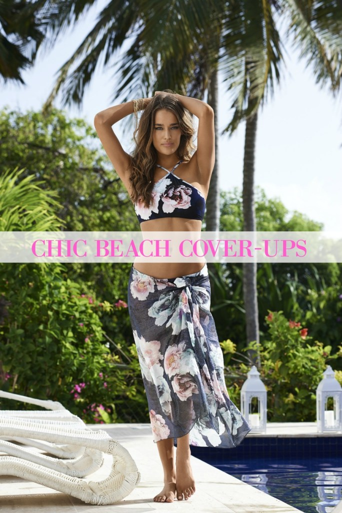 6 Chic Beach Cover-ups