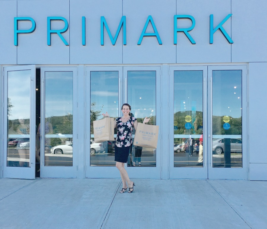 Primark Danbury Fair Mall