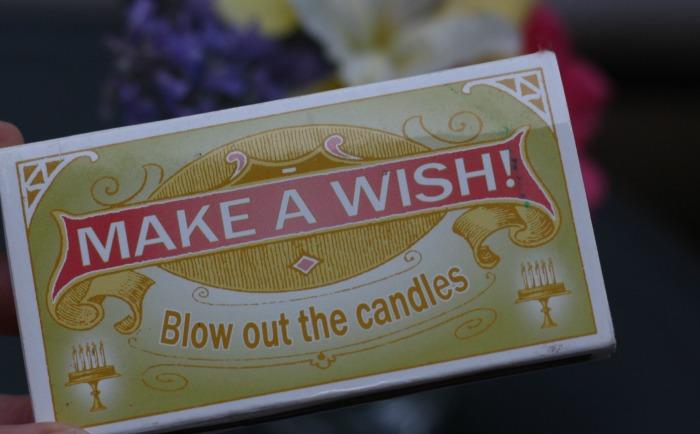 nake a wish