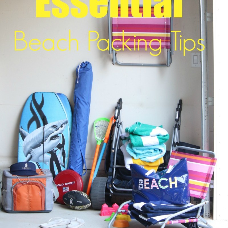 Essential Beach Packing Tips