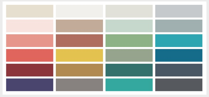 Trending Paint colors